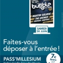 Bubble DJ Festival - Pass Millesium